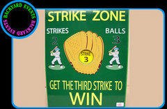 Strike Zone $65.00 DISCOUNTED PRICE